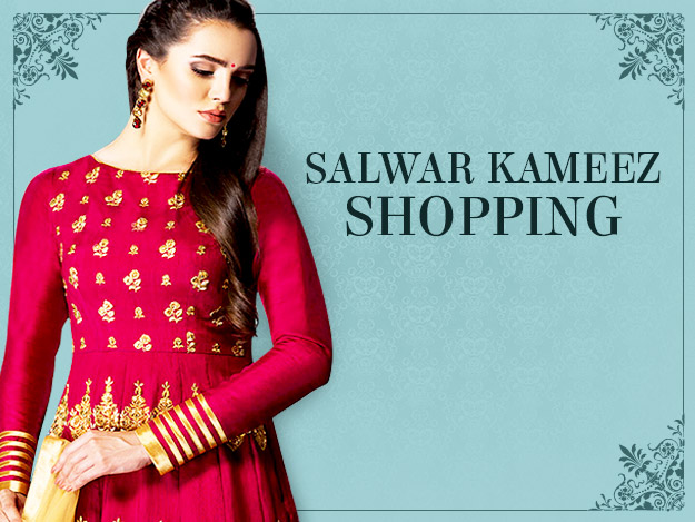 Easy and Simple Salwar Kameez Shopping